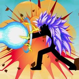 Super Stick Dragon VS Saiyan