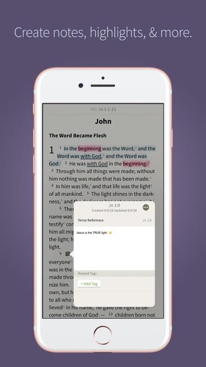 Olive Tree Bible App screenshot-3