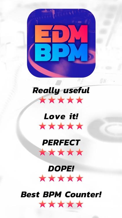 EDM BPM - BPM Counter for DJs screenshot-6