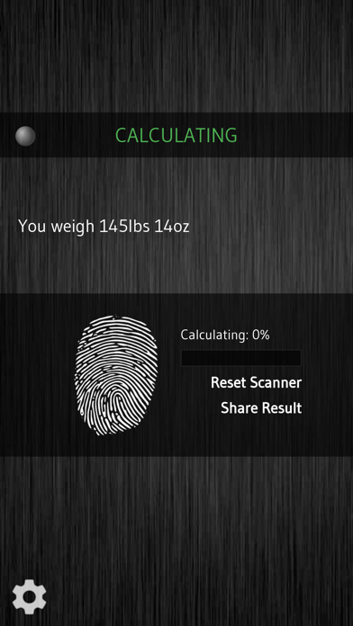 Weight Scanner screenshot three