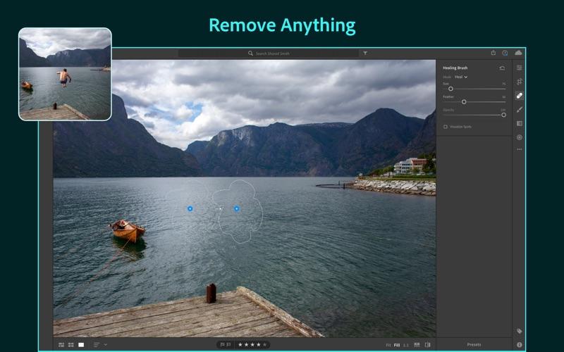 Adobe Lightroom Screenshot