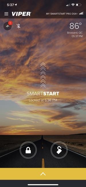 Viper SmartStart on the App Store