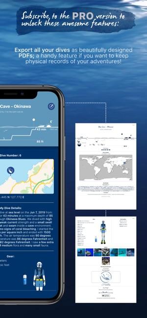 Breathe - Smart Scuba Dive Log on the App Store
