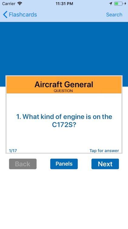 C172SP Study App