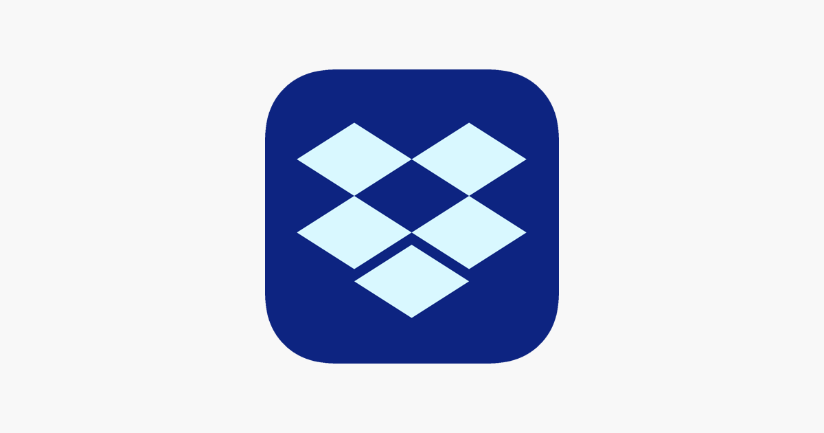 Dropbox on the App Store