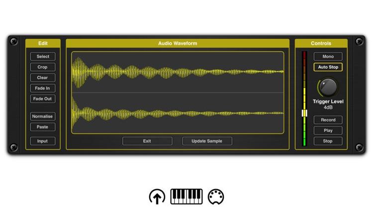 Chameleon AUv3 Sampler Plugin screenshot-3