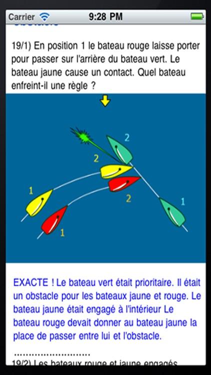 Règles de Course à la Voile screenshot-3