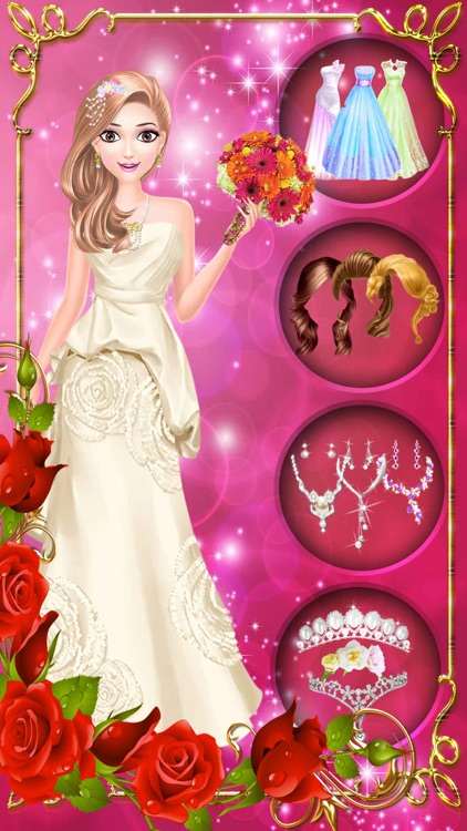 Fantasy Wedding Makeover Salon