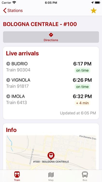 WeBus - Bologna & Ferrara screenshot-9