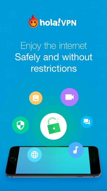 Hola VPN Privacy & Security