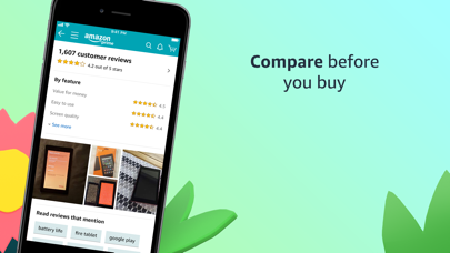 download Amazon - Shopping made easy apps 1