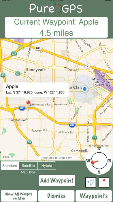 Pure GPSのおすすめ画像2
