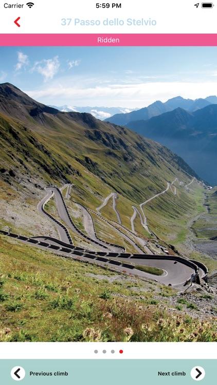100 Climbs of Italy screenshot-4