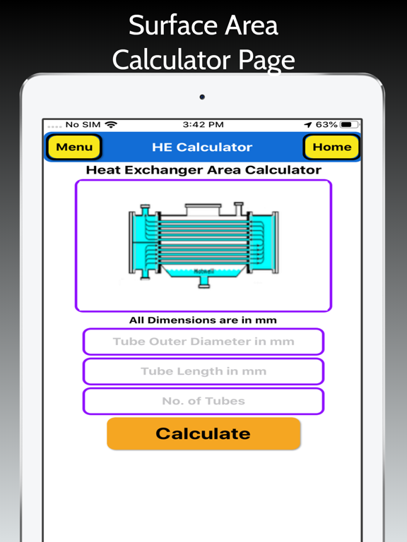 Heat Exchanger Area screenshot 10