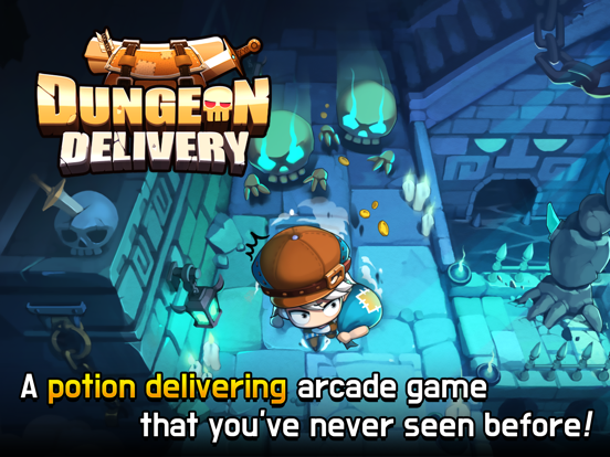 Dungeon Delivery screenshot 6
