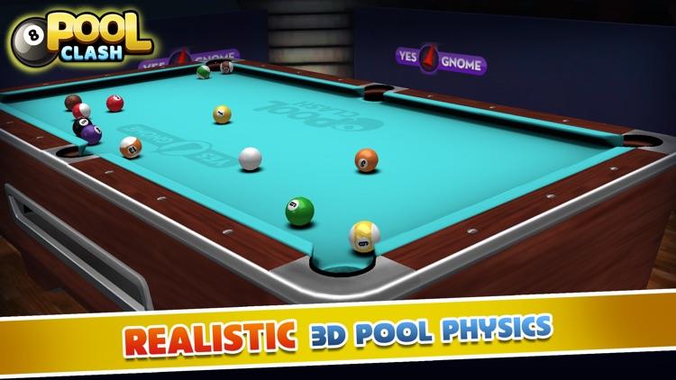 Pool Clash - Win Real Cash
