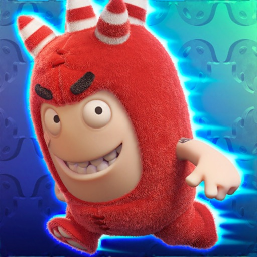 Oddbods: Turbo Run iOS App