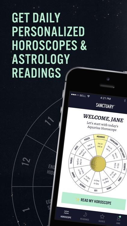 Sanctuary Astrology
