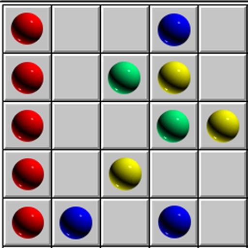 Lines 98 - Color Lines Classic