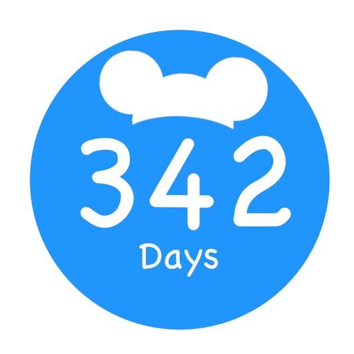 Countdown for Disney World