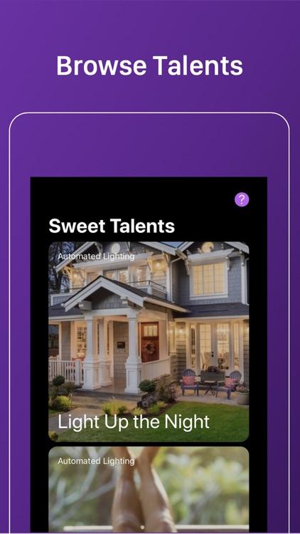 Sweet Smart Home