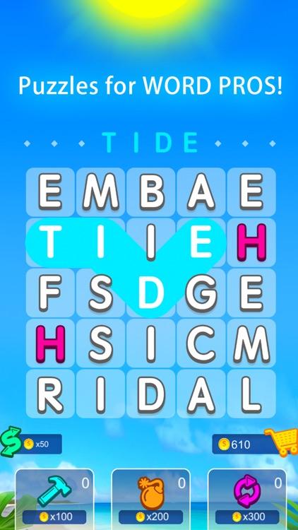 FreeSpell — Brainy Word Game screenshot-0
