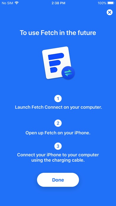 Screenshot for Fetch - Fetch Me Some Internet in Italy App Store