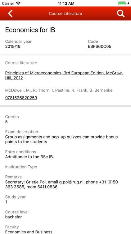 Library Groningen University screenshot-9