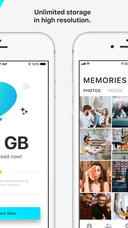 Ever - Photo Backup & Storage
