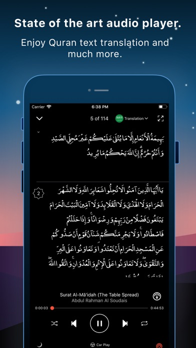 Screenshot for Al Quran Pro Bahasa Indonesia in Indonesia App Store