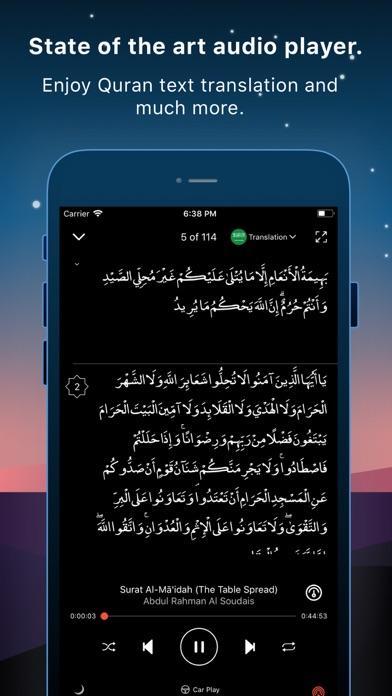 Screenshot for Al Quran Pro Bahasa Indonesia in Indonesia App Store