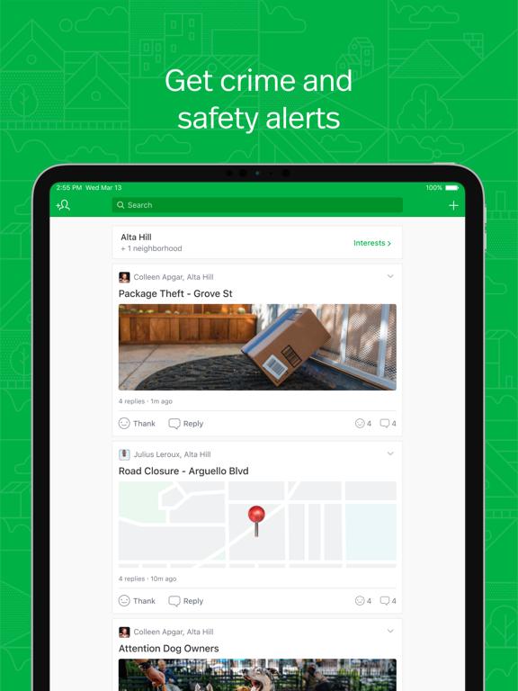 Nextdoor - Neighborhood App screenshot 10