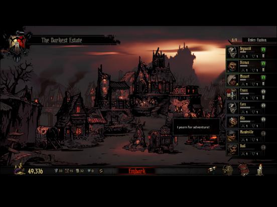 Darkest Dungeon:Tablet Editionのおすすめ画像3