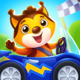Car game for kids and toddler