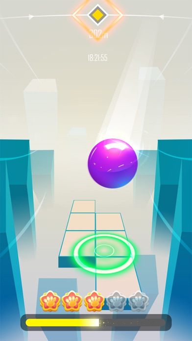 Slope Run Game screenshot 1