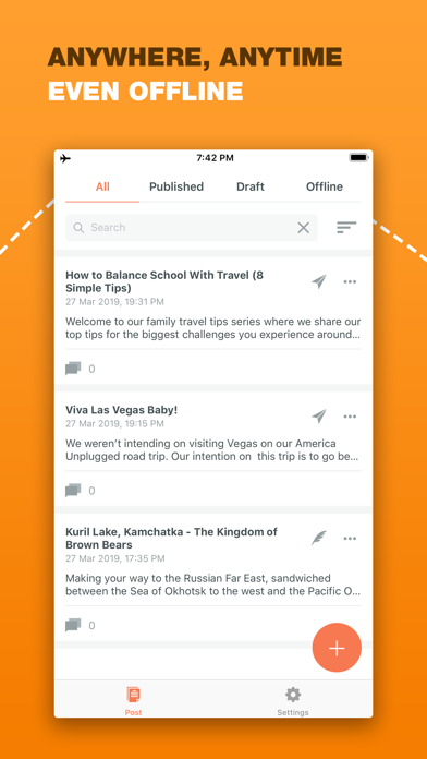 download Blogg for Blogger apps 0