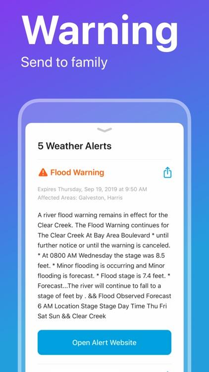 Weather Line screenshot-9