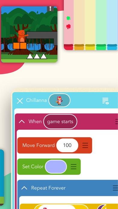 Hopscotch-Programming for kidsのおすすめ画像2