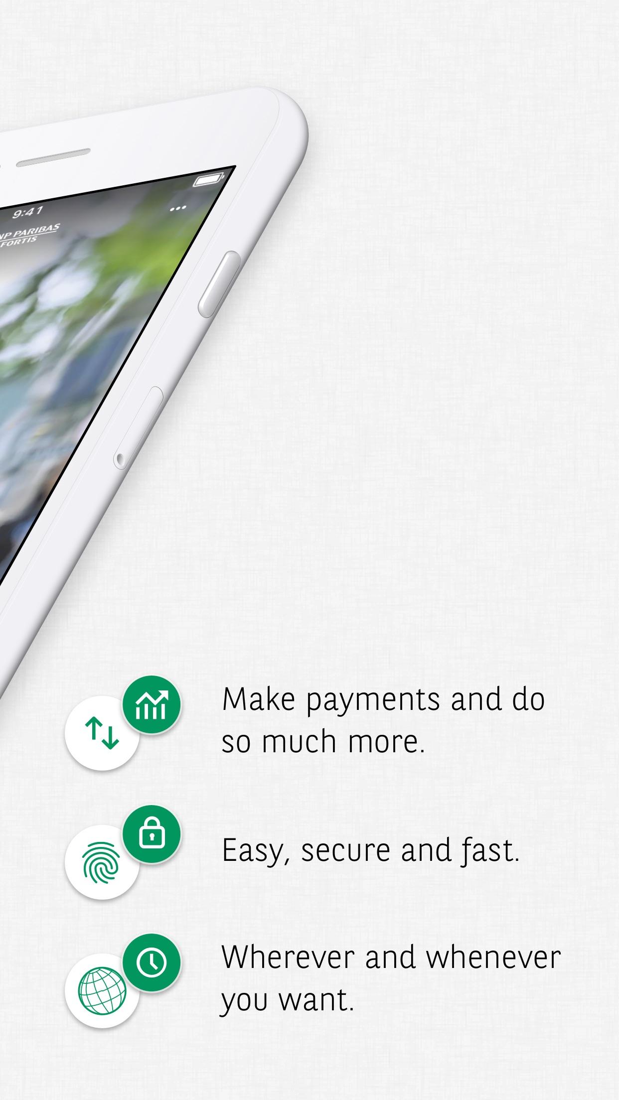 Easy Banking App Screenshot
