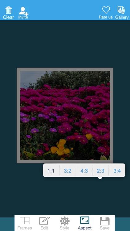 iProof - Photo Collage Editor screenshot-5