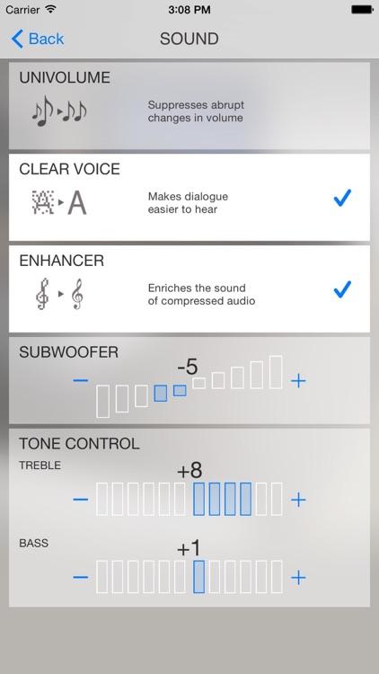 HOME THEATER CONTROLLER screenshot-3