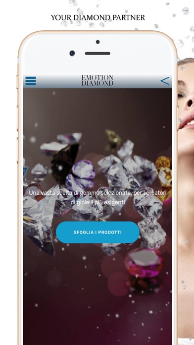 Screenshot of Emotion Diamond3