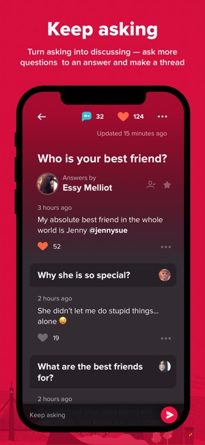 ASKfm: Ask Anonymous Questions on the App Store