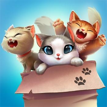 Meow Match: Puzzel & Katten