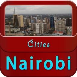 Nairobi Offline Map Guide