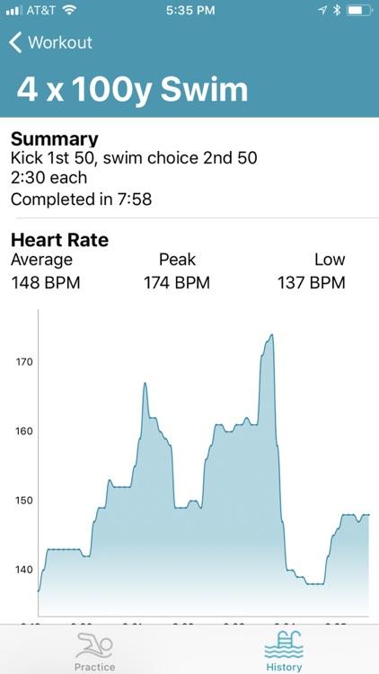 Swim Genius screenshot-6