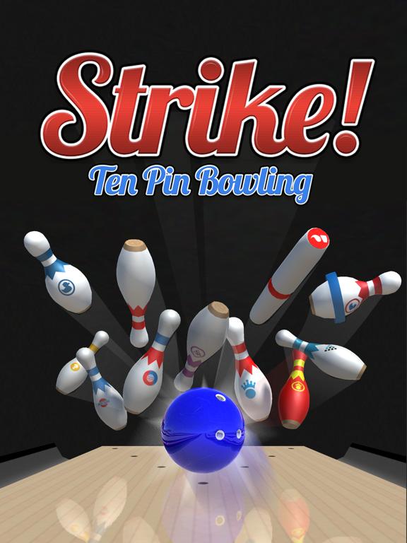 Strike! Ten Pin Bowling screenshot