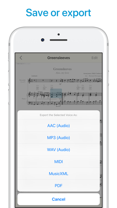 download Sheet Music Scanner apps 2