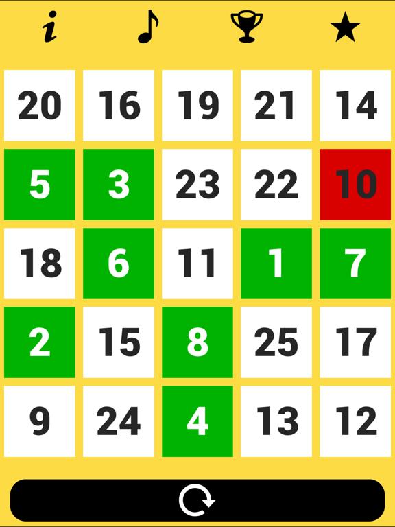 25の数ゲームのおすすめ画像3