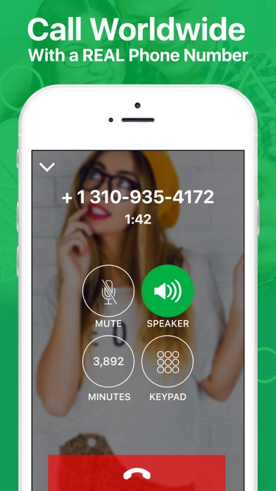 Screenshots for textPlus: Unlimited Text+Calls